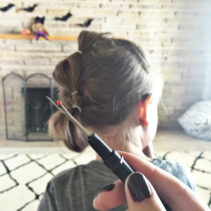 How to remove hair ties with no tears! - Unfluffed 56661639774